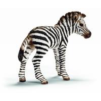 Schleich Spielfigur Wild Life, Zebra Fohlen