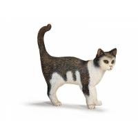 Schleich Spielfigur Katze, stehend